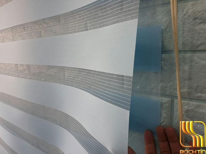 Rèm cầu vồng Hàn Quốc cao cấp màu xanh tại Đà Nẵng