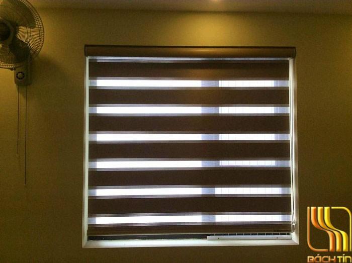 rèm sáo cầu vồng Hàn Quốc cửa sổ đẹp ở Đà Nẵng