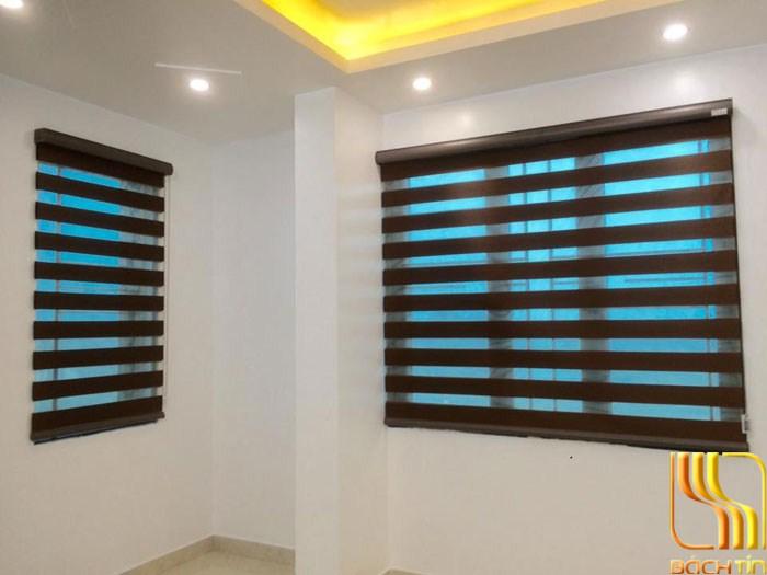 mẫu rèm sáo cuốn chống nắng cho cửa sổ ở Đà Nẵng
