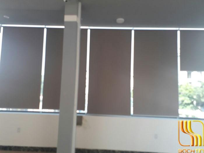 rèm cuốn chống nắng phòng GYMcao cấp tại Đà Nẵng