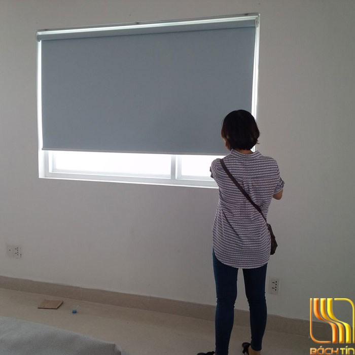 rèm cuốn cửa sổ chống nóng văn phòng ở Đà Nẵng