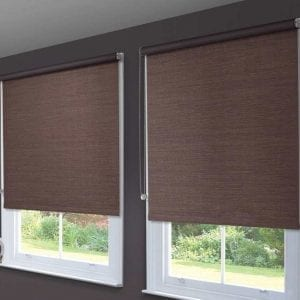 màn rèm cuốn cửa sổ