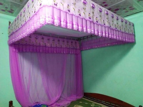 mùng khung inox xếp gọn tại Đà Nẵng