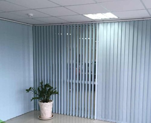 rèm lá dọc văn phòng đà nẵng
