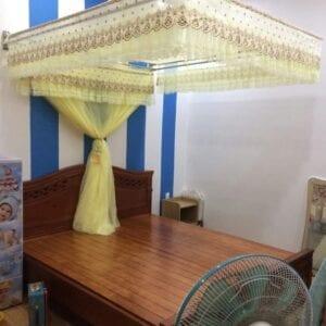 mùng màn khung màu vàng ở Đà Nẵng