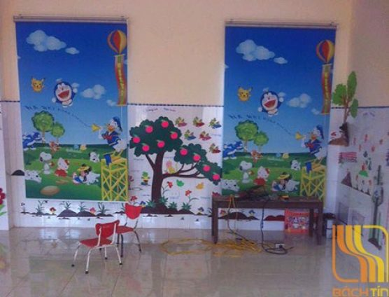Rèm cuốn in tranh tại Đà Nẵng
