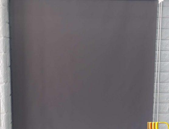 Rèm cuốn màu xám đen chống nắng tốt ở Đà Nẵng